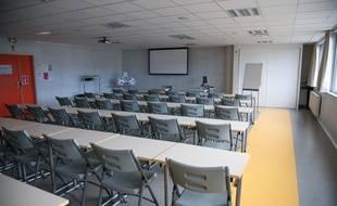 Les salles de classes ont été désertées.