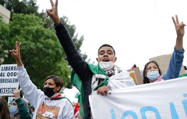 Conflit israélo-palestinien : Manifestations autorisées en province, la police tente de disperser des groupes à Paris