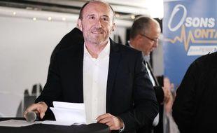 Pierre Mardegan, le candidat à la mairie de Montauban soutenu par LREM, n'ira pas au second tour.