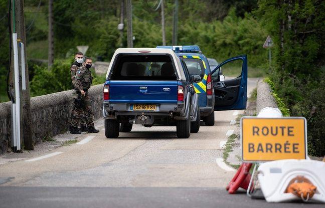 Double homicide dans les Cévennes: Le suspect «s'est rendu» sans opposer de résistance, annonce Darmanin