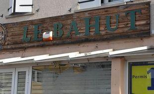 Le bar ouvert par Karim, l'un des jeunes originaires de Lunel, partis faire la djihad.