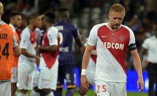 Kamil Glik et Monaco n'ont pas brillé à Toulouse.