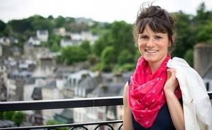 Sandrine Le Feur, 26 ans, a été élue députée de la 4e circonscription du Finistère en juin dernier.