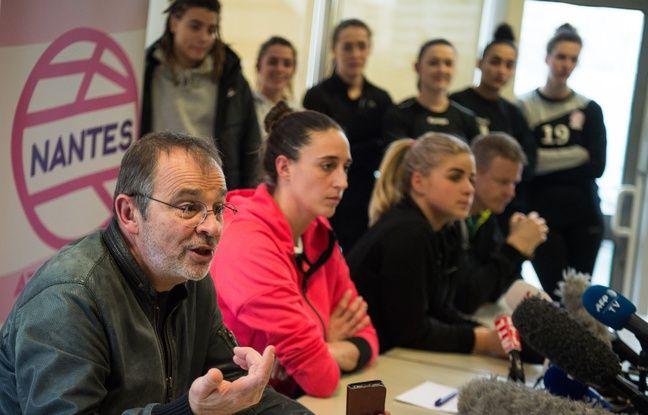 Tests de grossesse dans le hand : Six joueuses de Nantes confirment n'avoir pas donné leur accord