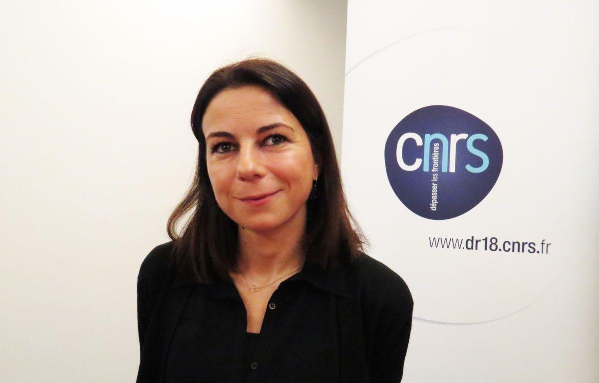 Luisa Brunori, chercheuse en histoire du droit, à Lille. – G. Durand / 20 Minutes