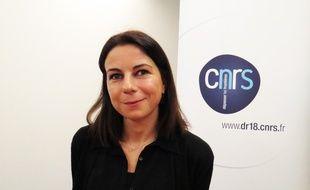 Luisa Brunori, chercheuse en histoire du droit, à Lille.