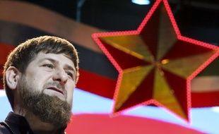 Le leader tchétchène Ramzan Kadyrov, le 20 février 2016.