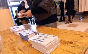 Départementales 2015 - élections illustration