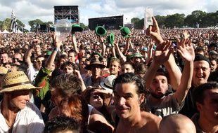 En 2014, le festival des Vieilles Charrues avait accueilli 225.000 spectateurs.