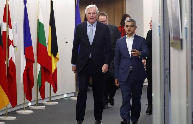 Brexit: Bruxelles fixe ses conditions de négociation, mais Londres résiste
