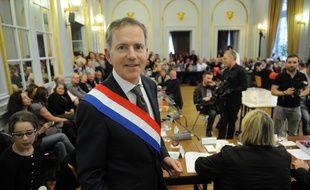 François Zocchetto, maire de Laval.