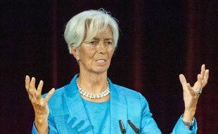Christine Lagarde est la candidate du Conseil européen pour prendre la tête de la BCE.