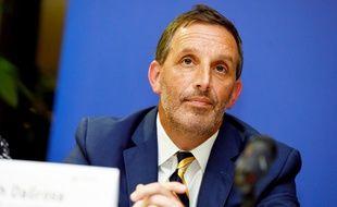 Joe DaGrosa, le futur propriétaire des Girondins de Bordeaux.
