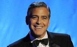 George Clooney à Beverly Hills le 20 octobre 2012.