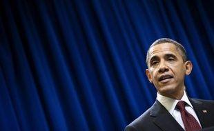 La Chambre des représentants américaine a adopté vendredi un gigantesque ensemble de mesures de 915 milliards de dollars pour financer l'Etat fédéral jusqu'au 30 septembre 2012, évitant ainsi une paralysie des services administratifs.