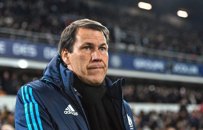 OM: Rudi Garcia menace de «mettre la CFA» à Braga en Ligue Europa (trois jours avant PSG-OM)