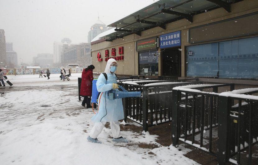 Coronavirus : Ces vidéos de désinfection dans des villes chinoises sont-elles authentiques ?