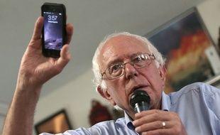 En un tweet ravageur, le sénateur démocrate Bernie Sanders a fait perdre 387 millions de dollars à un laboratoire pharmaceutique américain, qu'il accuse d'avoir outrageusement augmenté le prix d'un médicament contre la leucémie.
