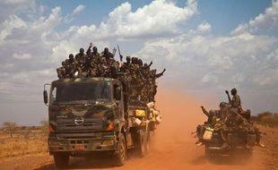 Environ 1.200 soldats sud-soudanais ont été tués dans les combats pour la zone pétrolière et frontalière disputée de Heglig, a annoncé lundi le commandant de l'armée soudanais, Kamal Marouf, sans préciser de bilan pour ses propres troupes.