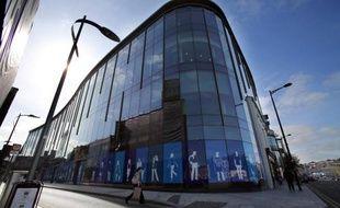 Les bureaux d'Apple à Cork le 2 octobre 2014