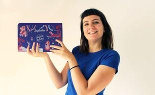 La Nantaise Claire Vimont est la créatrice des jeux pour ados Sexploration