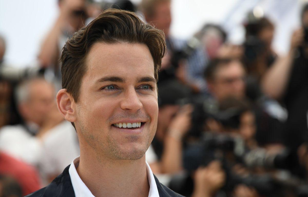 Matt Bomer au Festival de Cannes, le 15 mai 2016. – ANNE-CHRISTINE POUJOULAT / AFP