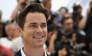 Matt Bomer au Festival de Cannes, le 15 mai 2016.