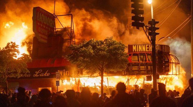 Ces vidéos virales de Minneapolis en feu sont elles-vraies ?