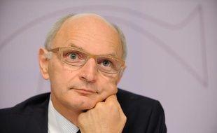 Didier Migaud à Paris le 17 septembre 2013.
