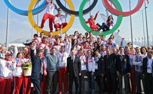 """Les Jeux olympiques de Sotchi de Sotchi ont montré au monde une """"Russie ouverte et modernisée"""", a déclaré lundi le président Vladimir Poutine,remerciant le Comité international olympique (CIO) de lui avoir confié l'organisation de cette prestigieuse compétition."""