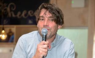 Le bassiste de Blur, Alex James