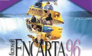 Microsoft avait lancé son encyclopédie Encarta en 1993