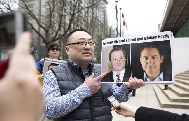 Le Canada exige la «libération immédiate» des Canadiens arrêtés en Chine