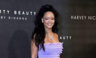 Rihanna est maintenant trentenaire !