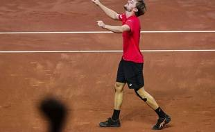 David Goffin sera le danger n°1 contre la Belgique.