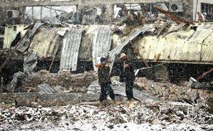 """Les talibans ont revendiqué dans un SMS envoyé à l'AFP l'attentat contre un complexe des services secrets de mercredi à Kaboul, affirmant qu'""""un grand nombre"""" d'agents afghans y ont été """"tués et blessés""""."""