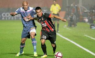 Monzon et les Niçois doivent récidiver après leur bon match contre Bordeaux.