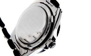 Une montre Rolex (illustration)