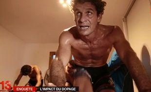 Guillaume Antonietti a fait partie des cobayes qui ont tenté l'expérience dopage pendant près d'un mois pour une étude scientifique.