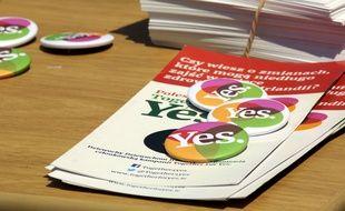 ,5millions d'Irlandais sont appelés à se prononcer pour ou contre la libéralisation de l'avortement.