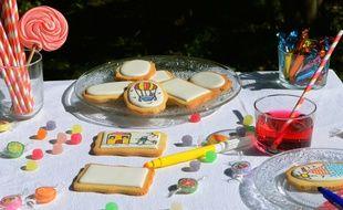 Les Fabulous biscuit ont été créés à Lyon.