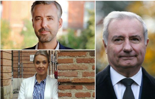 Elections municipales à Toulouse: Moudenc, le maire sortant, vire en tête, mais il y aura plus de suspense que prévu