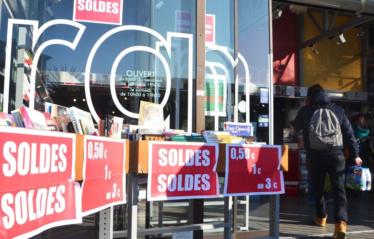 La librairie Sauramps, à Montpellier. – N. Bonzom / Maxele Presse