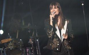 Clara Luciani lors des Victoires de la musique en 2019