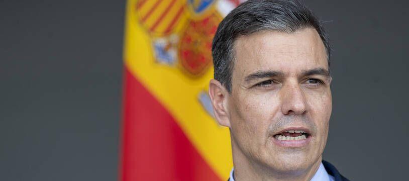 Pedro Sanchez, le président socialiste du gouvernement espagnol.