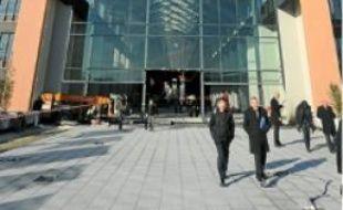 La Cité du Cinéma ouvrira en mai.
