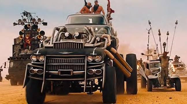 Offrez-vous les voitures du dernier Mad Max !