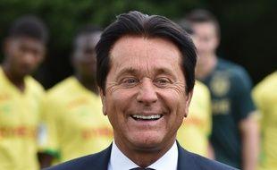 Le président Waldemar Kita.
