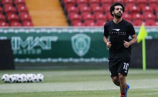 Toute l'Egypte espère le retour de Mohamed Salah face à l'Uruguay