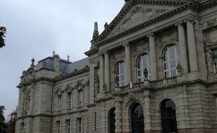 Vivianne Schaffer et Bernard Chistophe ont été jugés en appel à Colmar, ce vendredi 7 octobre 2016.